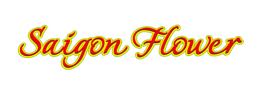 Saigon Flower logo